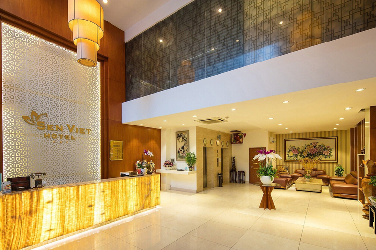 Sen Viet Hotel, Quận 3