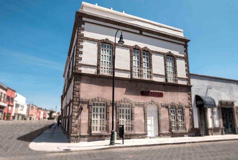 Santosi by  Inmense, San Luis Potosí