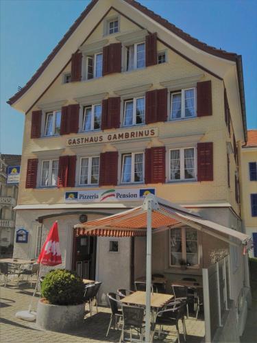 Pizzeria-Pension Gambrinus, Appenzell Ausserrhoden