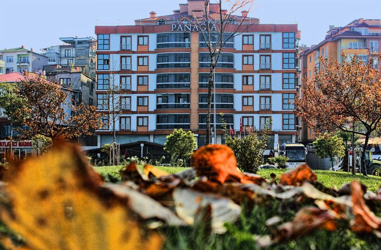 Panagia Suite Hotel, Merkez