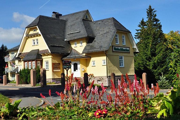 Pension Waldschlösschen, Schmalkalden-Meiningen