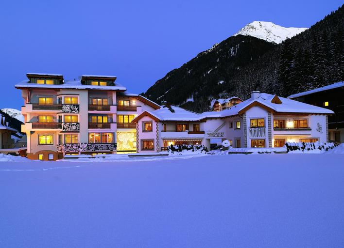 Hotel Montanara, Landeck