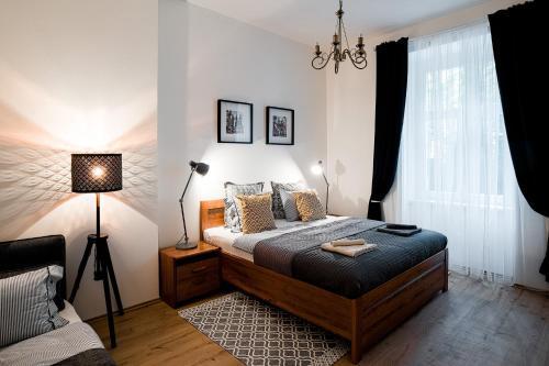 Apartment Gesse Brezinova, Praha 7