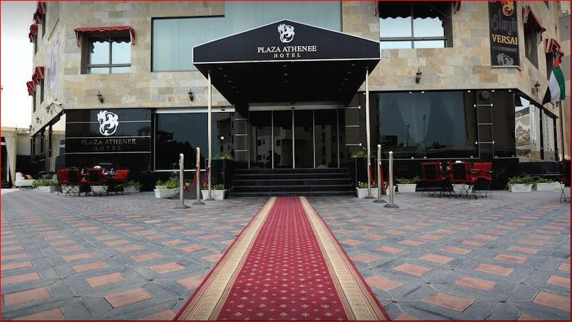 Plaza Athenee Hotel,
