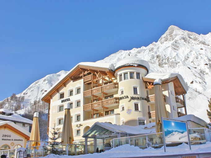 Chasa Montana Hotel & Spa, Inn