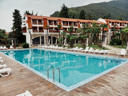 Hotel Abaata, Gagra