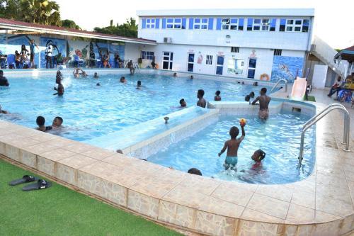 Elie Palace, Golfe (incl Lomé)