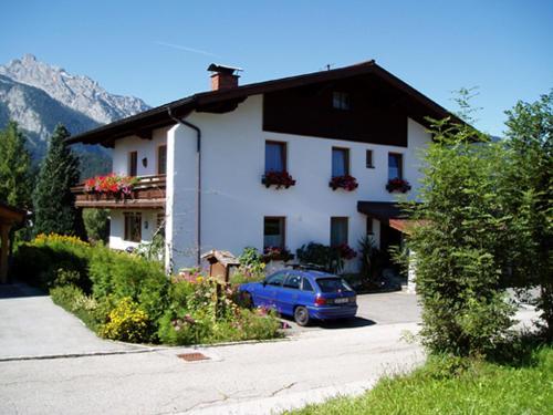 Haus Bergheimat, Hallein