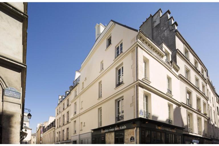 Hotel Dupond-Smith, Paris