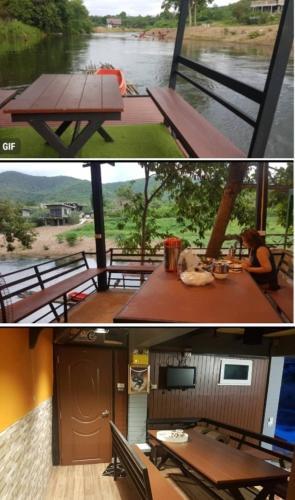 Kaengkrachan River Hut, Kaeng Krachan