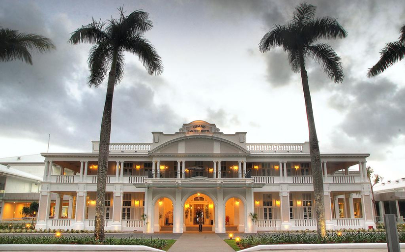 Grand Pacific Hotel, Rewa