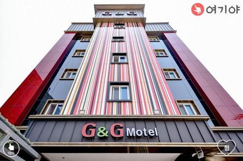 Jinju GnG Motel, Jinju