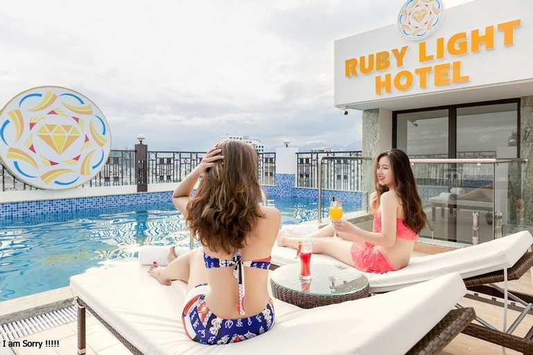 Ruby Light Hotel, Thanh Khê
