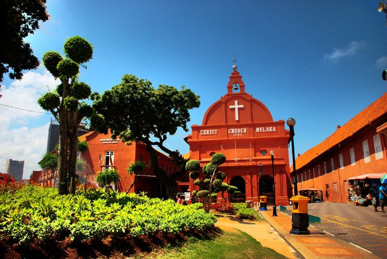 Portuguese Settlement Home AmanTaj, Kota Melaka