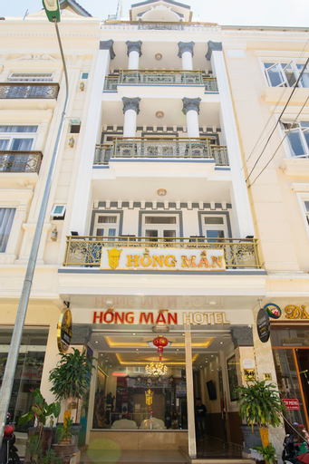 Hong Man Hotel, Đà Lạt