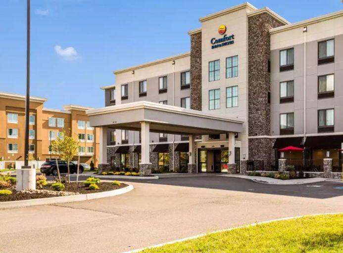 Comfort Inn & Suites Niagara Falls USA, Niagara