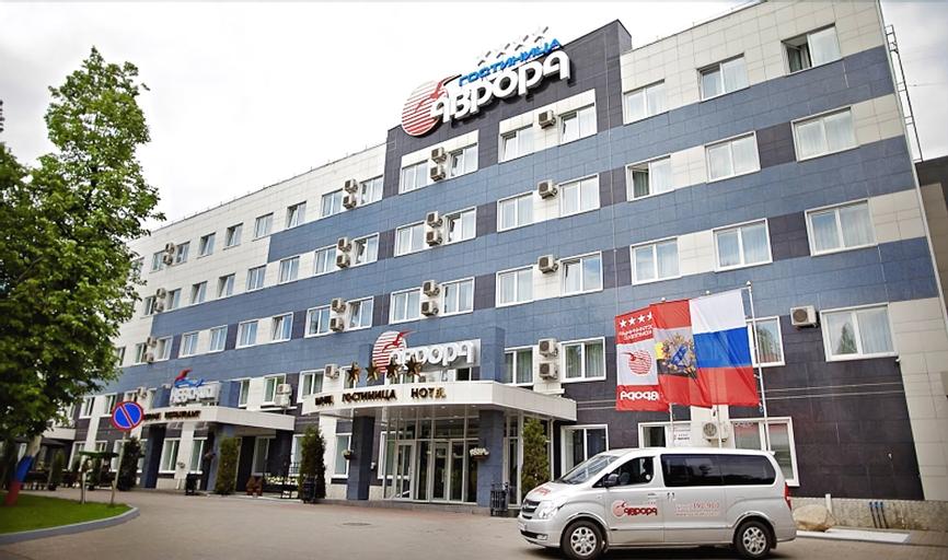Aurora Hotel, Kursk