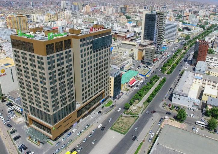 Holiday Inn Ulaanbaatar, Ulan Bator