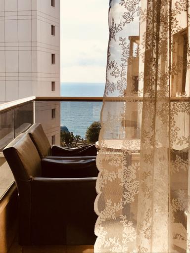 King David Apartment on the Sea,