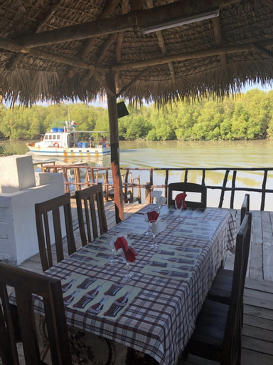 Hotel Restaurant Les Cocotiers Morondava, Menabe