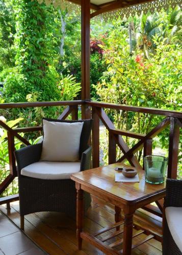 Villa Bambou,