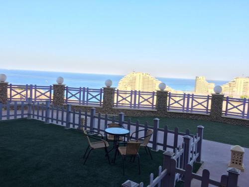 Sea View Chalet at Porto Sokhna, 'Ataqah