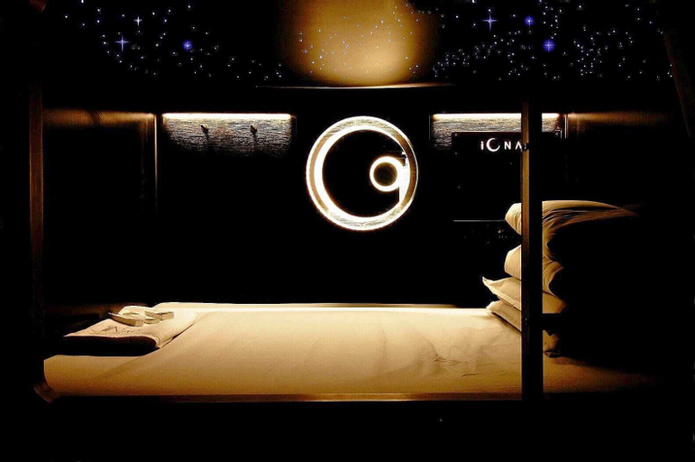 The Nap Pacific Place 3 - Capsule Hotel, Central and Western