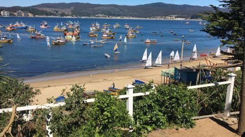 Cabanas Bahia Coliumo, Concepción