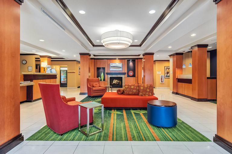 Fairfield Inn & Suites Worcester Auburn, Worcester