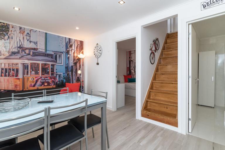 Barão Duplex Apartment, Lisboa