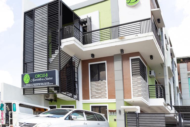 OYO 165 Circle B Apartelle Suites, Davao City