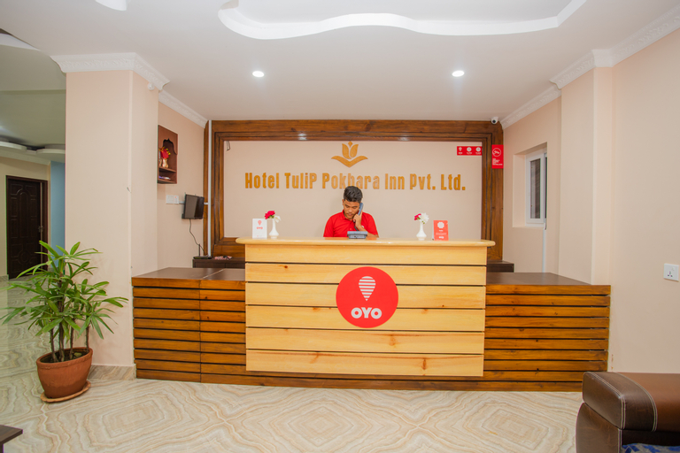 OYO 164 Hotel Tulip Pokhara Inn, Gandaki