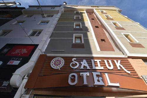 Saltuk Hotel, Merkez