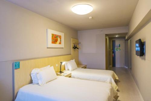Jinjiang Inn Fushun Yong'an City Wanda The Square Hotel, Fushun