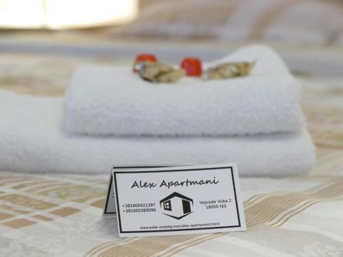 Alex Apartment, Niš