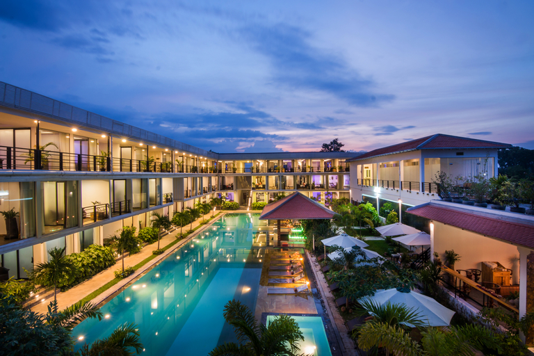 Angkor Elysium Suite, Siem Reab