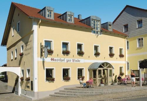 Hotel-Gasthof Zur Linde, Cham