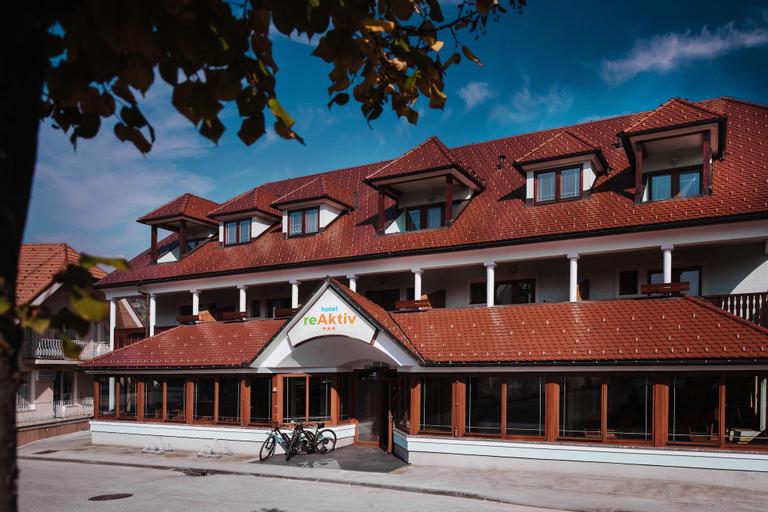 Hotel reAktiv, Zrece