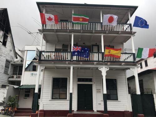 Guesthouse De Kleine Historie, Rainville