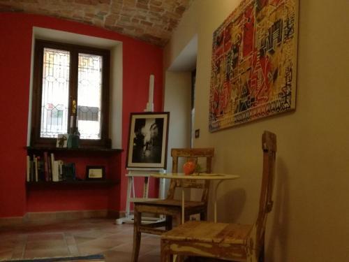 Casa Asso di Coppe B&B, Cuneo