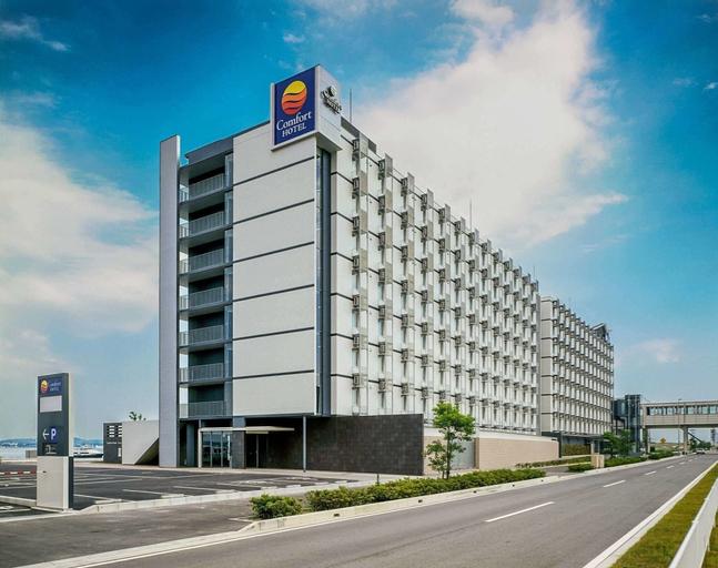 Comfort Hotel Central International Airport, Tokoname