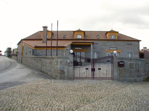 Casa do Lagar de Tazem, Gouveia