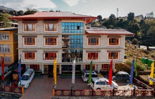 Buddha Retreat, South Sikkim