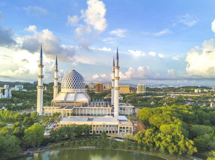 Setia City Convention Centre UiTM IDCC iCity Stadium Shah Alam, Kuala Lumpur
