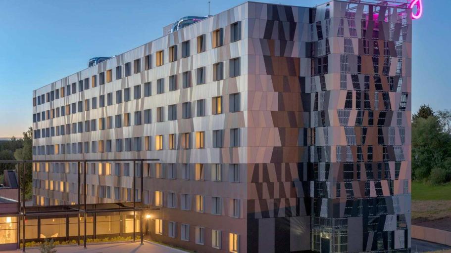 MOXY Oslo X, Nittedal