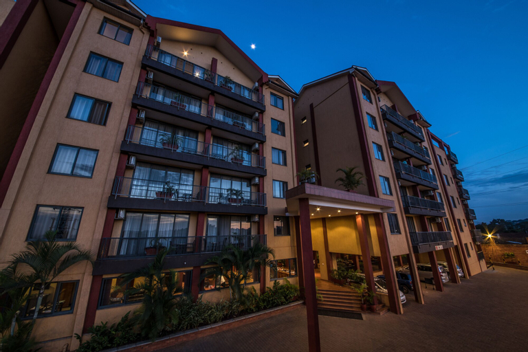 Bukoto Heights Apartments, Kampala