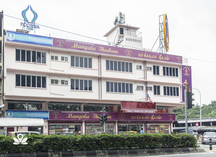 ZEN Rooms Poorna Hotel, Kuala Lumpur