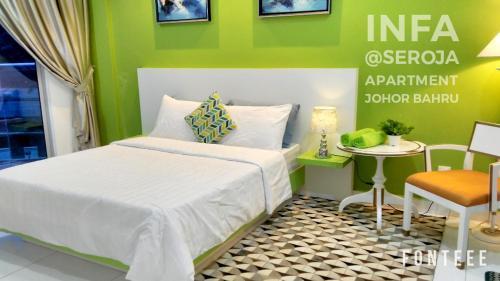 INFA - Muslim House @ Seroja Apartment, Johor Bahru, Johor Bahru