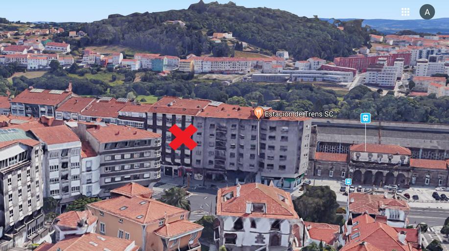 Estación De Tren, A Coruña