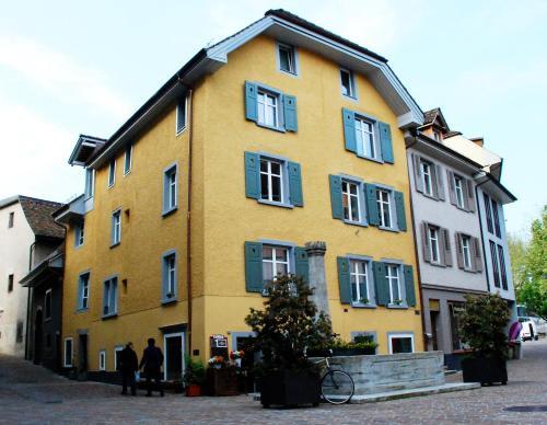 Hostel Tabakhuesli, Rheinfelden